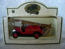 1934 DENNIS FIRE ENGINE - Chevron Lledo 1/64 Diecast Collectible Model - RARE