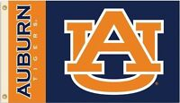 NCAA Licensed Auburn Tigers 3' x 5' FLAG w/Grommets Banner New