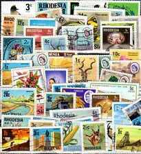 Rhodesia - Rhodesia 200 stamps different