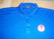 STITCHED Authentic BUFFALO BISONS Polo/Golf SHIRT M jersey Toronto Blue Jays l
