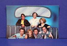 Tamkin Color fan Mail Postcard Cast of Taxi TV Show Original 70s Issue Mint BOGO