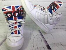 Adidas Originals JS Instinct Hi UJ Jeremy Scott Union Jack British Flag D65204