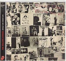 THE ROLLING STONES exile on main st CD ALBUM ed collector MINI LP virgin
