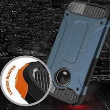 For Motorola Moto G8/G5/G7 Plus Shockproof Hybrid Armor Rugged Hard Case Cover