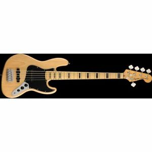 Squier Classic Vibe '70s JAZZ BASS V - Naturale