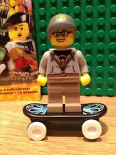 LEGO SERIES 4 MINI FIGURE STREET SKATER MINT CONDITION