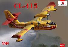 Amodel 1/144 CL-415 Amphibie Aircraft # 14476