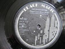 The Sharonettes - papa ooh mow mow 7'' vinyl BM 102