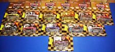 1998 RACING CHAMPIONS NASCAR LEGENDS 50th  1:64 Lot of 12