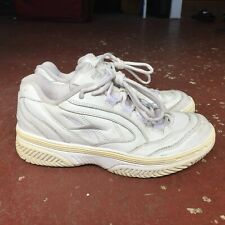 Reebok Non-Marking Sole Athletic Women Shoes White Size 6.5 Tennis Cheer Running