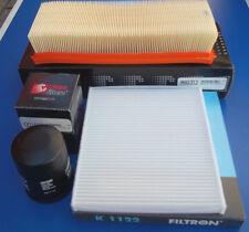 Filterpaket  Fiat Panda 169 1.1 + 1.2 mit 40 + 44 KW ab Bj. 10.2003