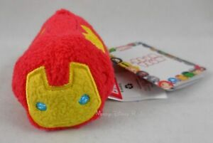 New Authentic Disney Store Marvel Avengers Iron Man Tsum Tsum Mini Plush 3.5""
