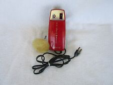 Vintage Dante Electric Deluxe Shine-O-Matic Shoe Shiner Made in Japan Tested