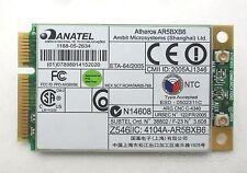 Atheros WiFi Mini-PCI Express 802.11g Wireless LAN Card Lenovo 39T5578 AR5BXB6