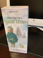 Philosophy Partridge in a Pear Tree 720ml Unisex Shampoo, Bath & Shower Gel