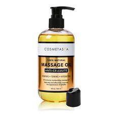 Edible Vanilla Erotic Massage Therapy Oils with Powerful Aphrodisiac & Skin Care