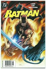 BATMAN #616 DC Aug 2003 HUSH! NM+ 9.6 NEWSSTAND Ra's al Ghul App Jim LEE Art B/O