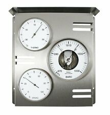 Fischer Weather station for outside Thermometer Barometer Hygrometer, 818-01-UK