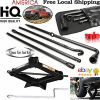 Tools Kit Spare Tire Lug Wrench & Scissor Jack 2 Tonne For Ford F150 (04-14) OEM