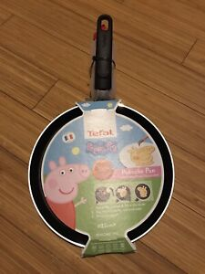 Tefal Thermo Spot Peppa Pig Pancake Pan 25cm Create your own Pancake - Brand New