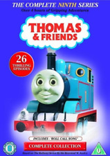 DVD TV Show Thomas The Tank Engine and Friends Series 9 R2 PAL