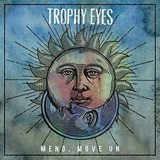 Trophy Eyes - Mend Move on [New CD] Digipack Packaging