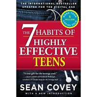 The 7 Habits Of Highly Effective Teenagers By Sean Covey Book NEW