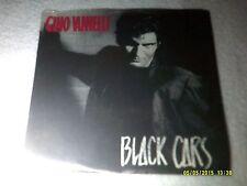 GINO VANNELLI BLACK CARS PROMO 45 1985 NM
