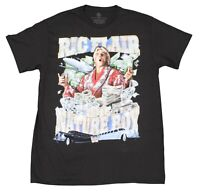 Vintage WWE Ric Flair Drip The Nature Boy Classic Cotton Wrestling T-Shirt New