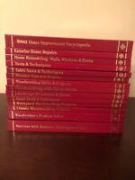 Handyman Club Of America Home Improvement Books Lot Of 14