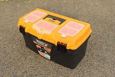 21' PREMIUM Werkzeugkoffer Leer Werkzeugkasten Werkzeugkiste Werkzeug Box TOP!!!