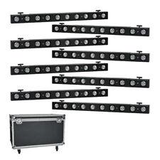 Showtec Active Sunstrip MKII Blinder Stage Lighting Package Inc Flightcase