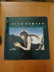 Juice Newton - Can't Wait All Night - VG (Vinyl Album LP PL84995)