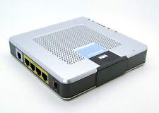 Linksys wag354g Wireless-G ADSL Home Gateway avec 4-Port Switch