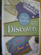 Ethnic Knitting Discovery Book-Donna Druchunas -Netherlands Denmark Norway Andes