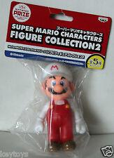 Banpresto Super Mario Bros Characters Collection 2 Figure Nintendo Prize White