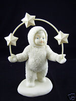 """Dept 56 Snowbabies Winter Tales """" Look What I Can Do""""  In Original Box"""