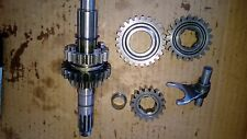 2004 HONDA CRF250 CRF 250R TRANSMISSION SHAFT AND GEARS 2005