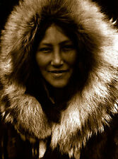 Curtis Ola-Noatak 15x22 Hand Numbered Ltd. Edition Native American Eskimo Art