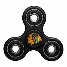 Chicago Blackhawks NHL Three Way Fidget Hand Spinner - New and IN STOCK
