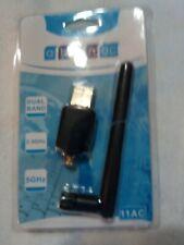 abgnac Wireless Wifi AC Dual Band 2.4GHz 5GHz 11AC 433/150Mbps 11AC New In Pack