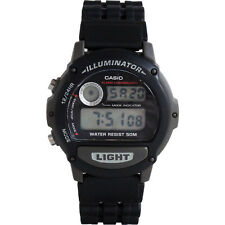 Casio W87H-1V Men's 50M Classic Illuminator Chronograph Digital Sports Watch