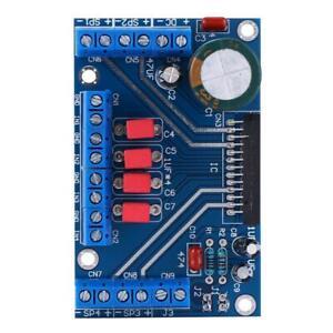 TDA7388 4Channels Audio Power Amplifier Board 4 X 41W BTL Car Amp Board Hq