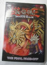 NEW / SEALED: Yu-Gi-Oh! Enter the Shadow Realm - The Final Face-Off DVD
