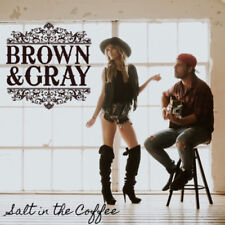 Brown & Gray - Salt In The Coffee [New CD] Extended Play