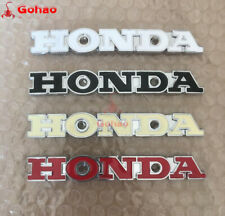 CB100 125 CB175 CL90 100 175 S90Z Fuel Gas Tank Emblem for Honda Badge L/R