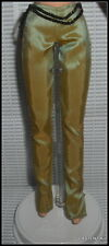 BOTTOM MATTEL BARBIE DOLL 1 MODERN CIRCLE GREEN TROUSER PANTS CLOTHING ACCESSORY