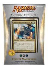 ***Evasive Maneuvers*** Commander 2013 Sealed English Deck, Unboxed Magic Cards