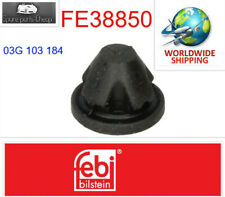 1x FEBI VW, AUDI, SEAT, SKODA, SOCKET For Engine Cover, Rubber Fastener 38850
