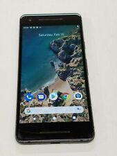 Google Pixel 2 -Black-64GB - Verizon Unlocked#G2156